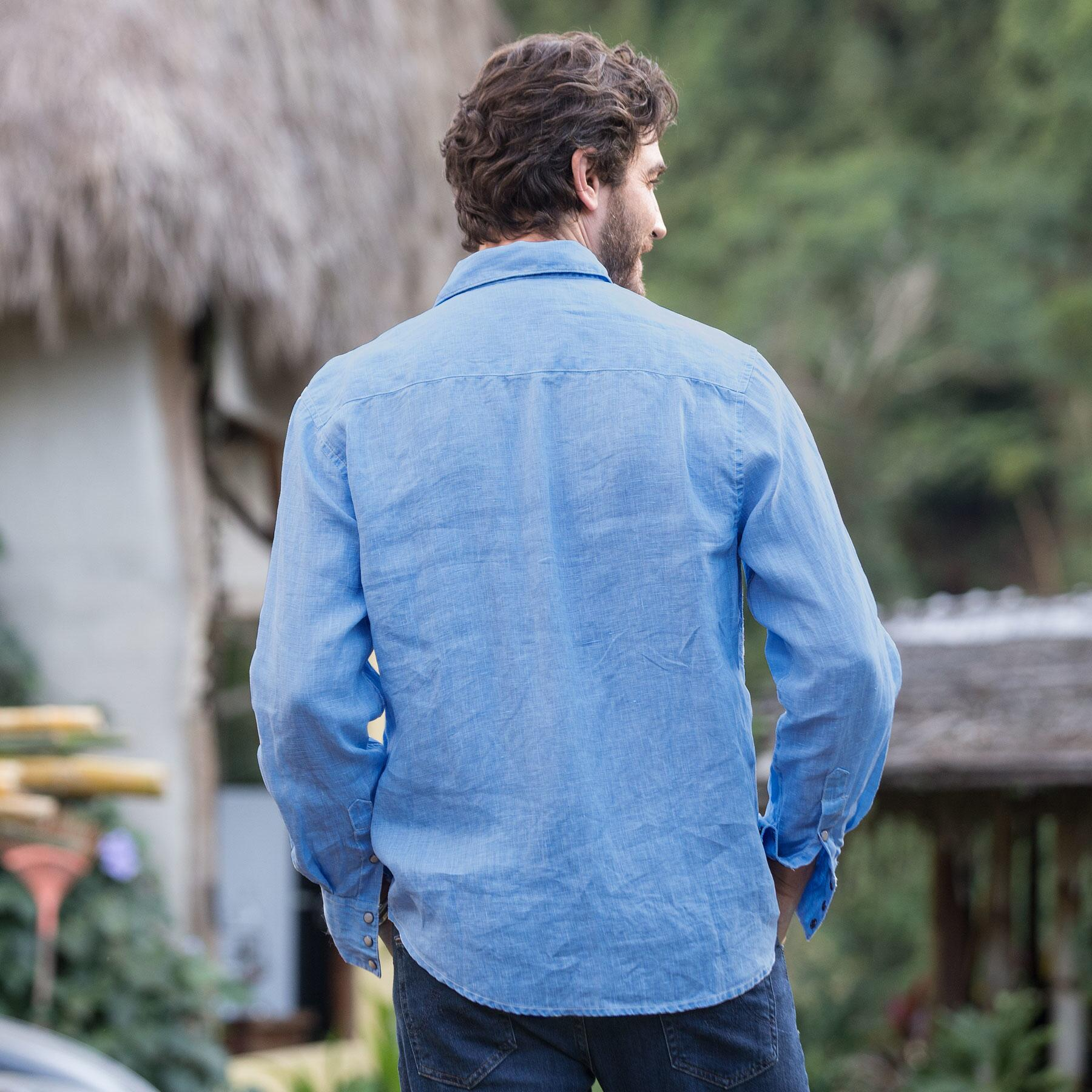 RUGGED & REFINED SHIRT: View 2