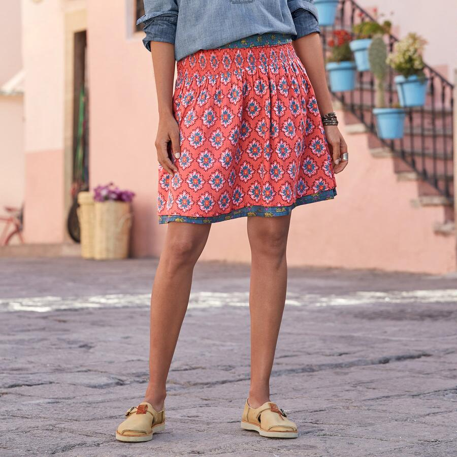 GENA REVERSIBLE SKIRT