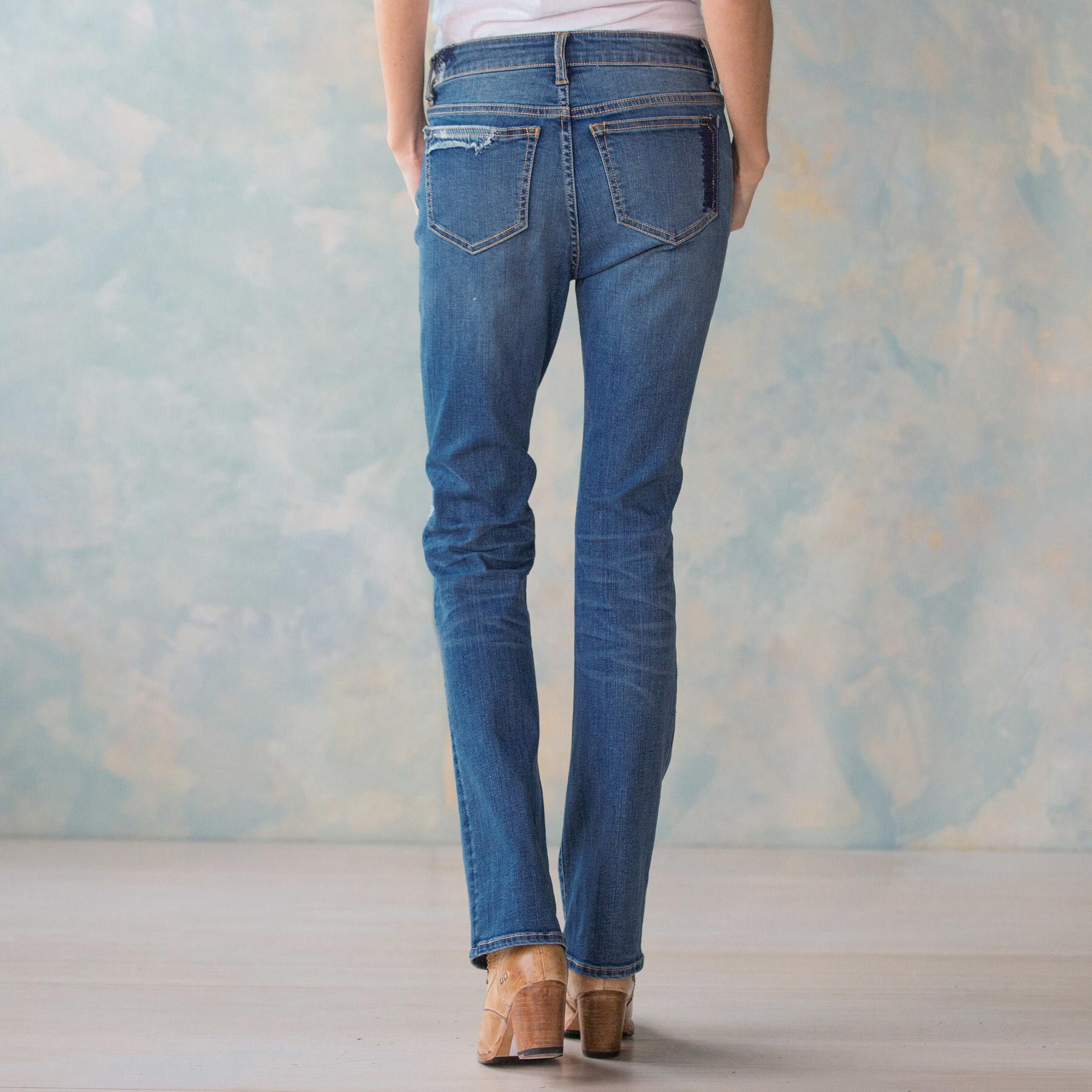 MAGNOLIA LOW COUNTRY JEANS: View 2
