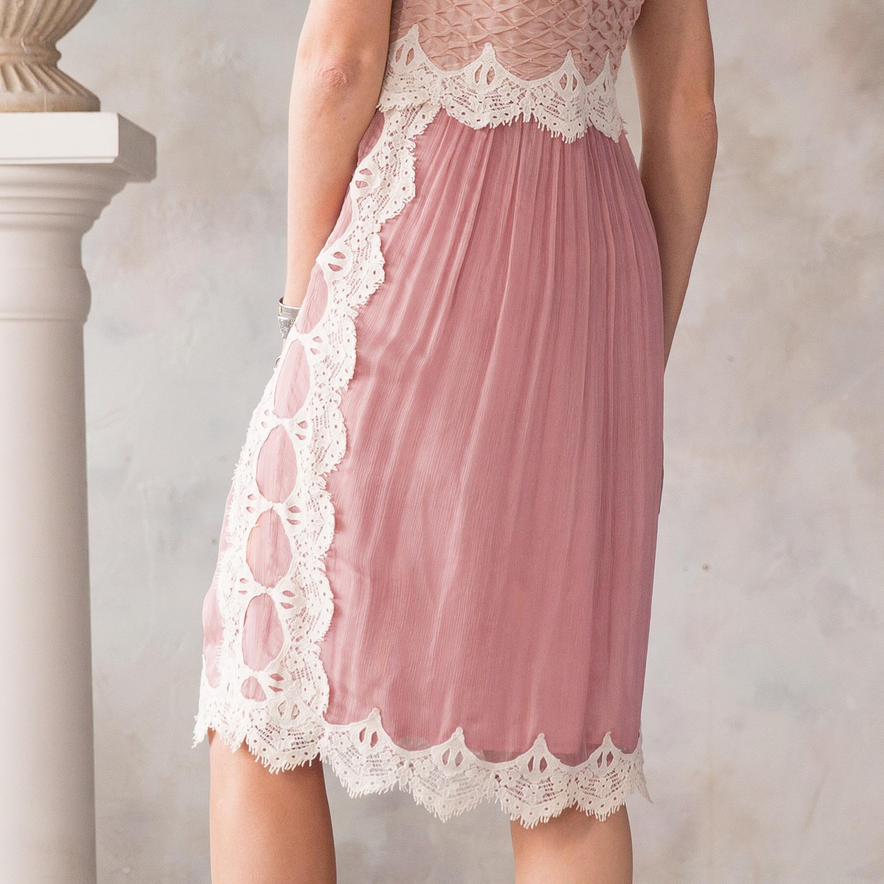 ADELINA DRESS: View 4