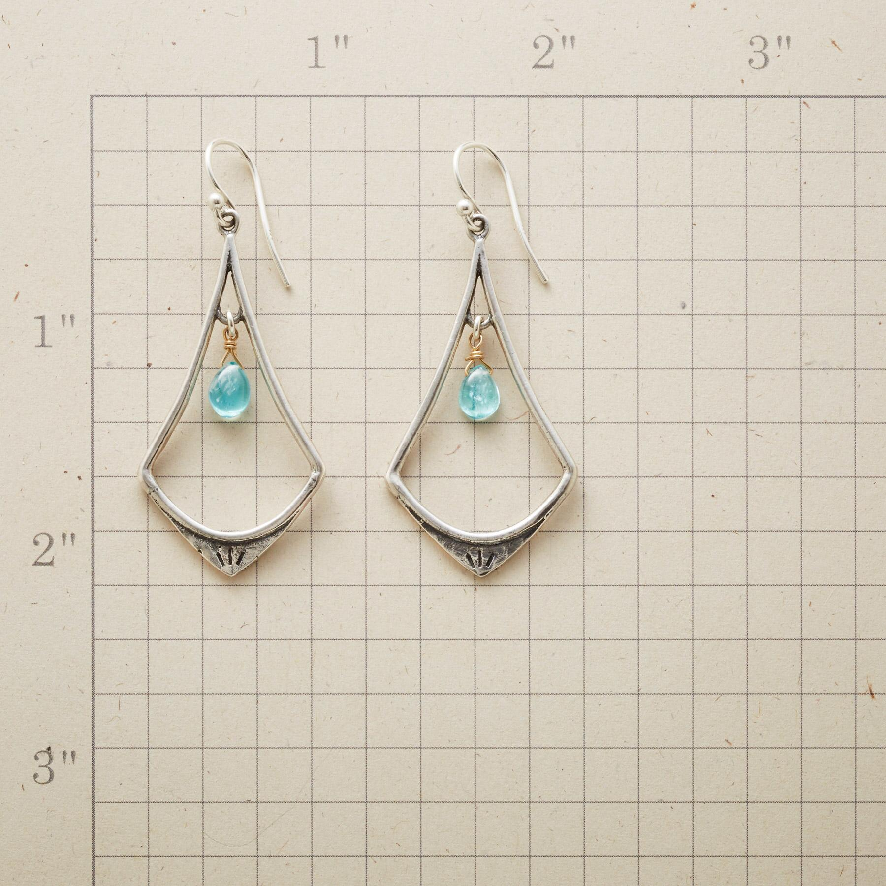 SHALIMAR LANTERN EARRINGS: View 2