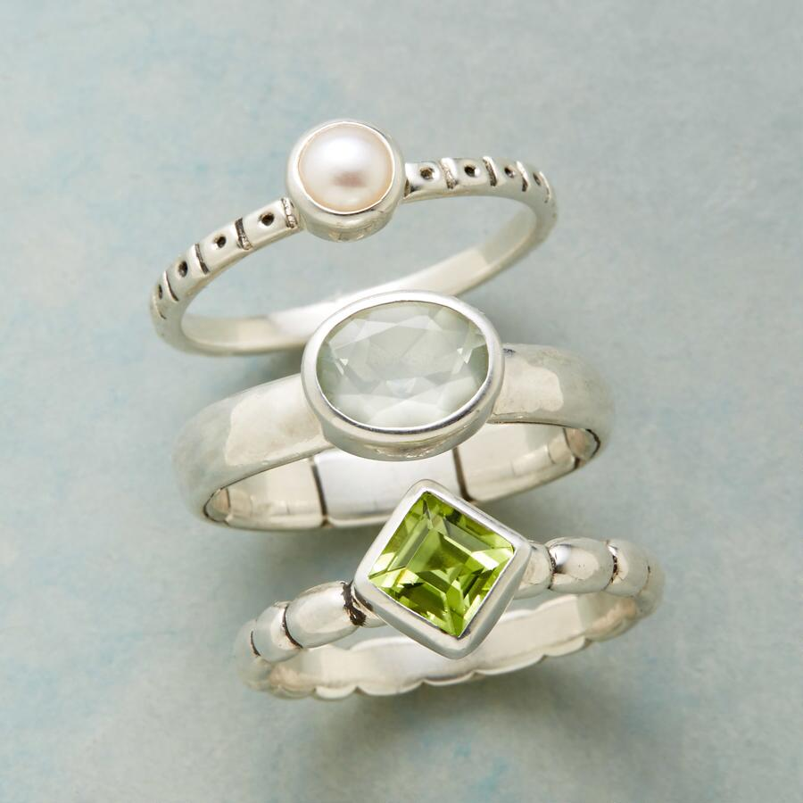 STONESTOWN RING TRIO