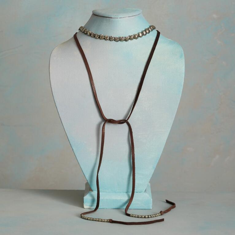 LONESTAR LARIAT NECKLACE
