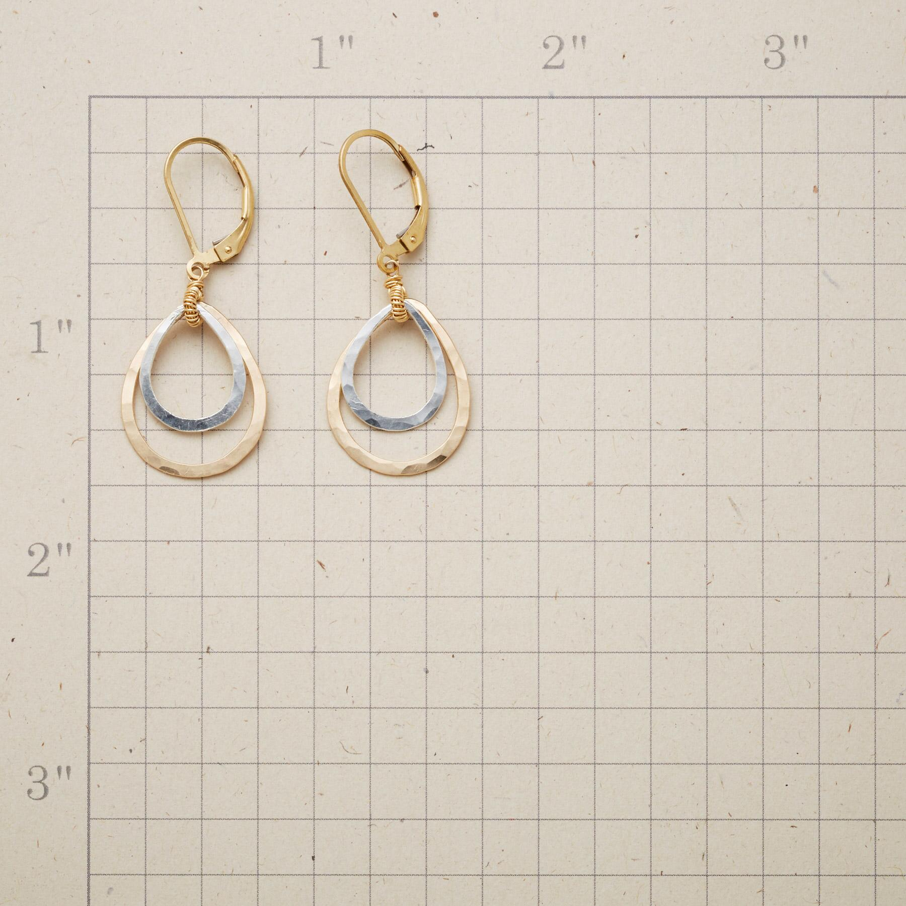 DELICATE DUET EARRINGS: View 2