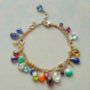 BOUQUET OF BLOOMS BRACELET