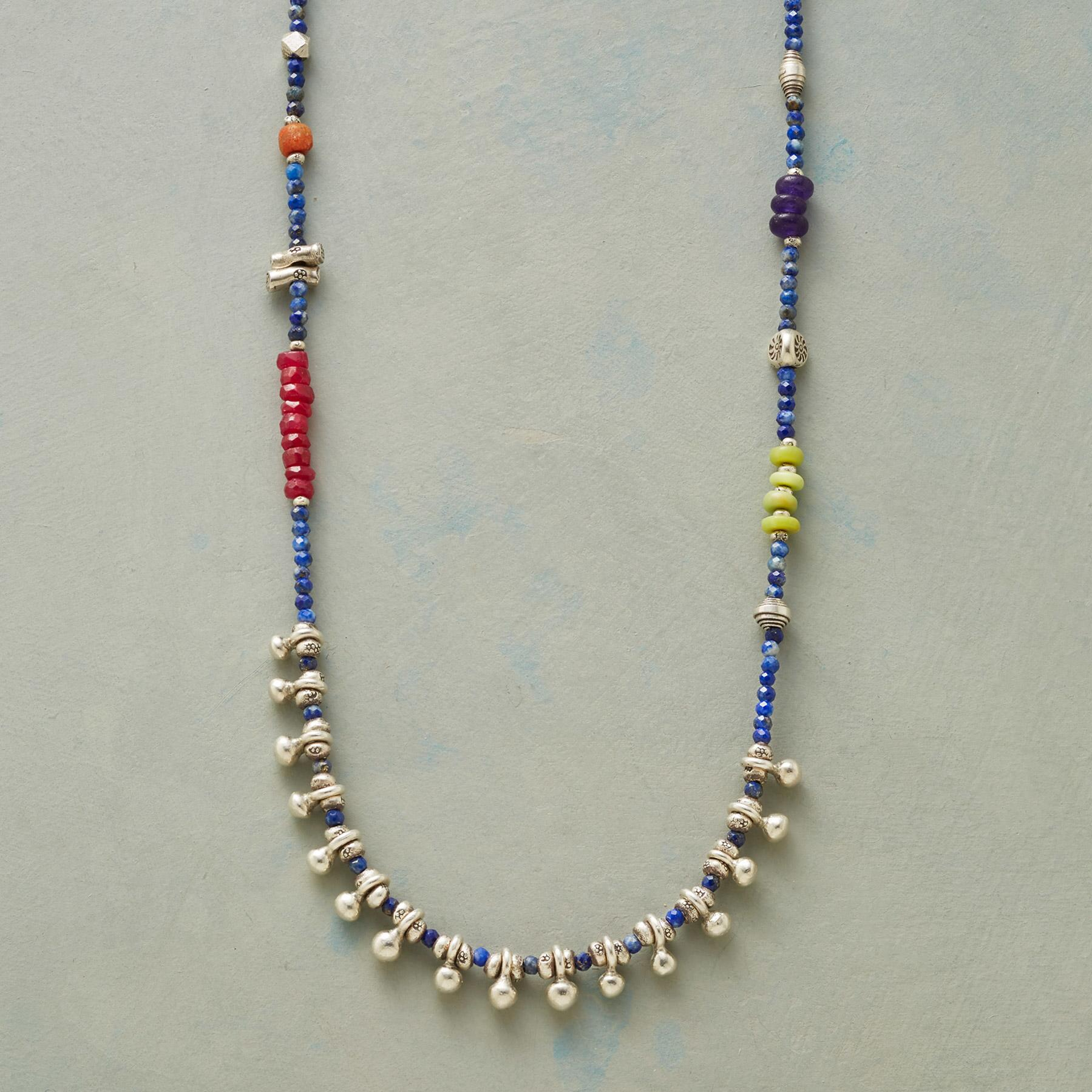 TAOS RAIN NECKLACE: View 1