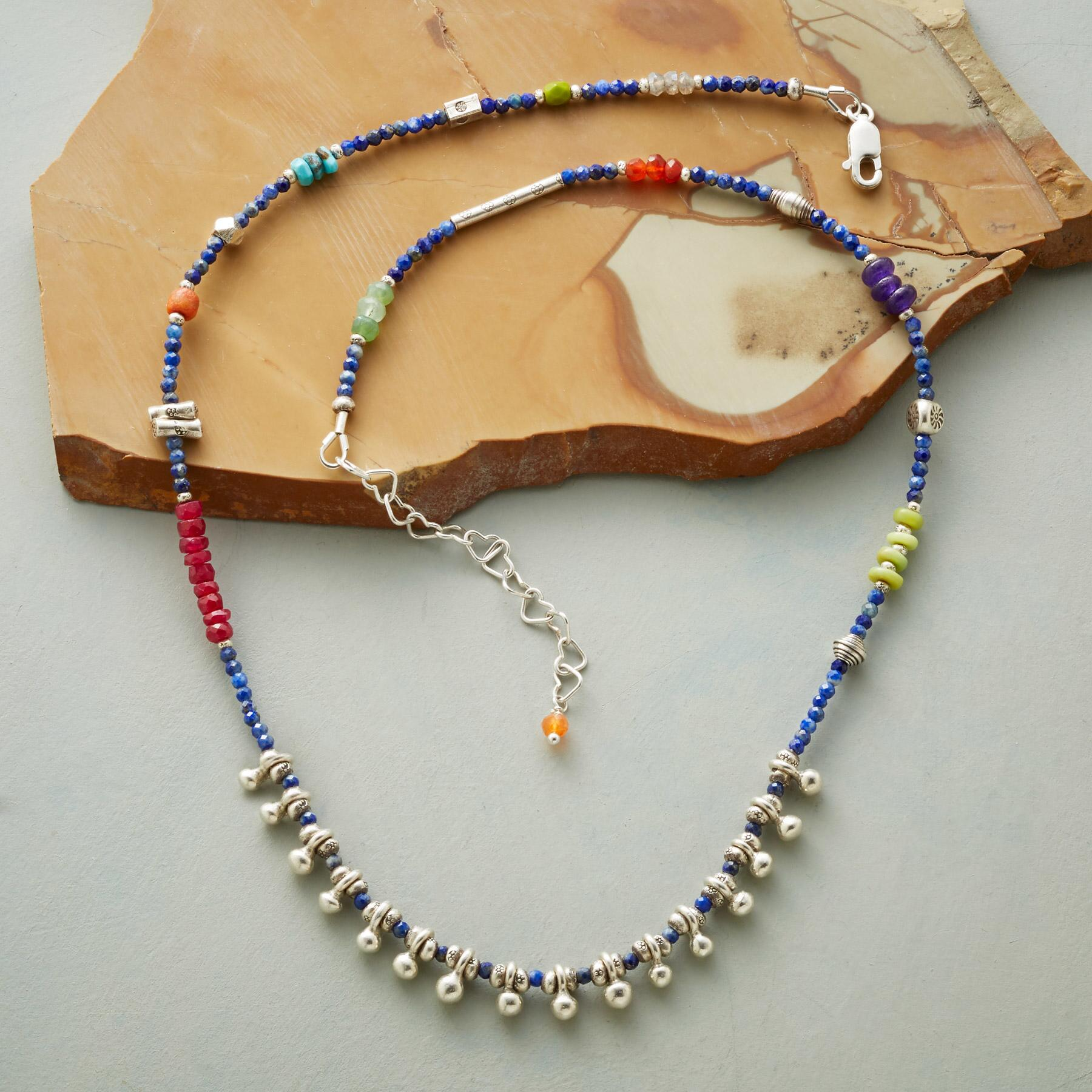 TAOS RAIN NECKLACE: View 2