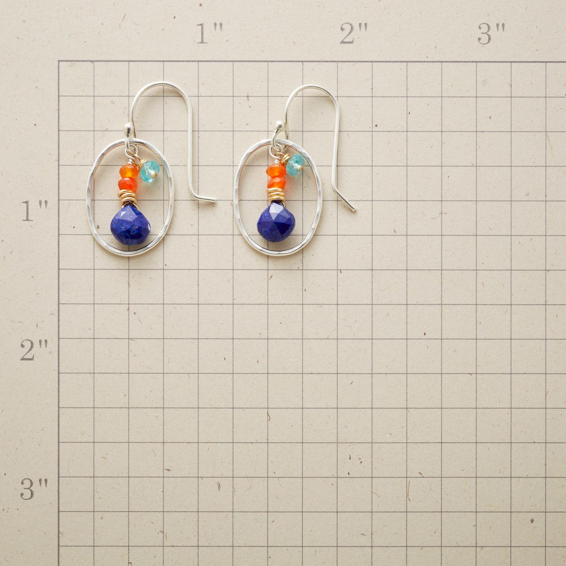 PARADISE FOUND EARRINGS: View 2