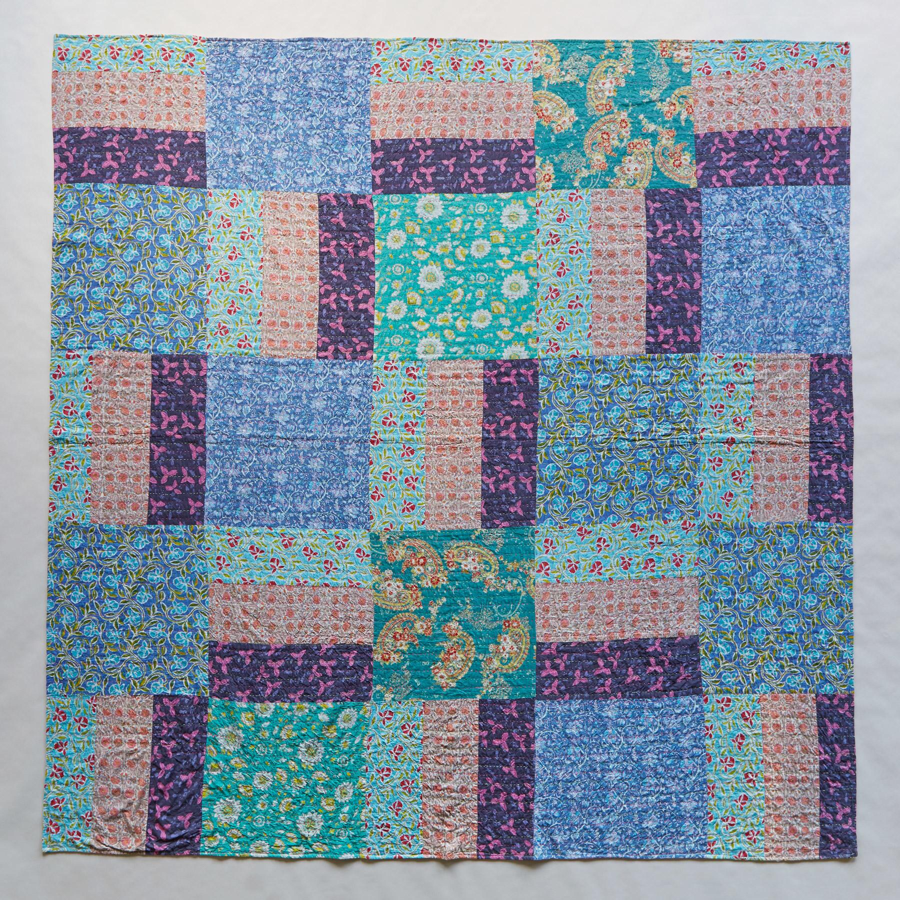 IRIS LIGHTWEIGHT QUILT: View 2