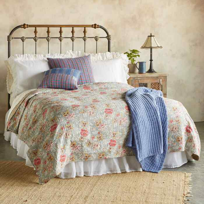 SPRING CREEK LIGHTWEIGHT QUILT