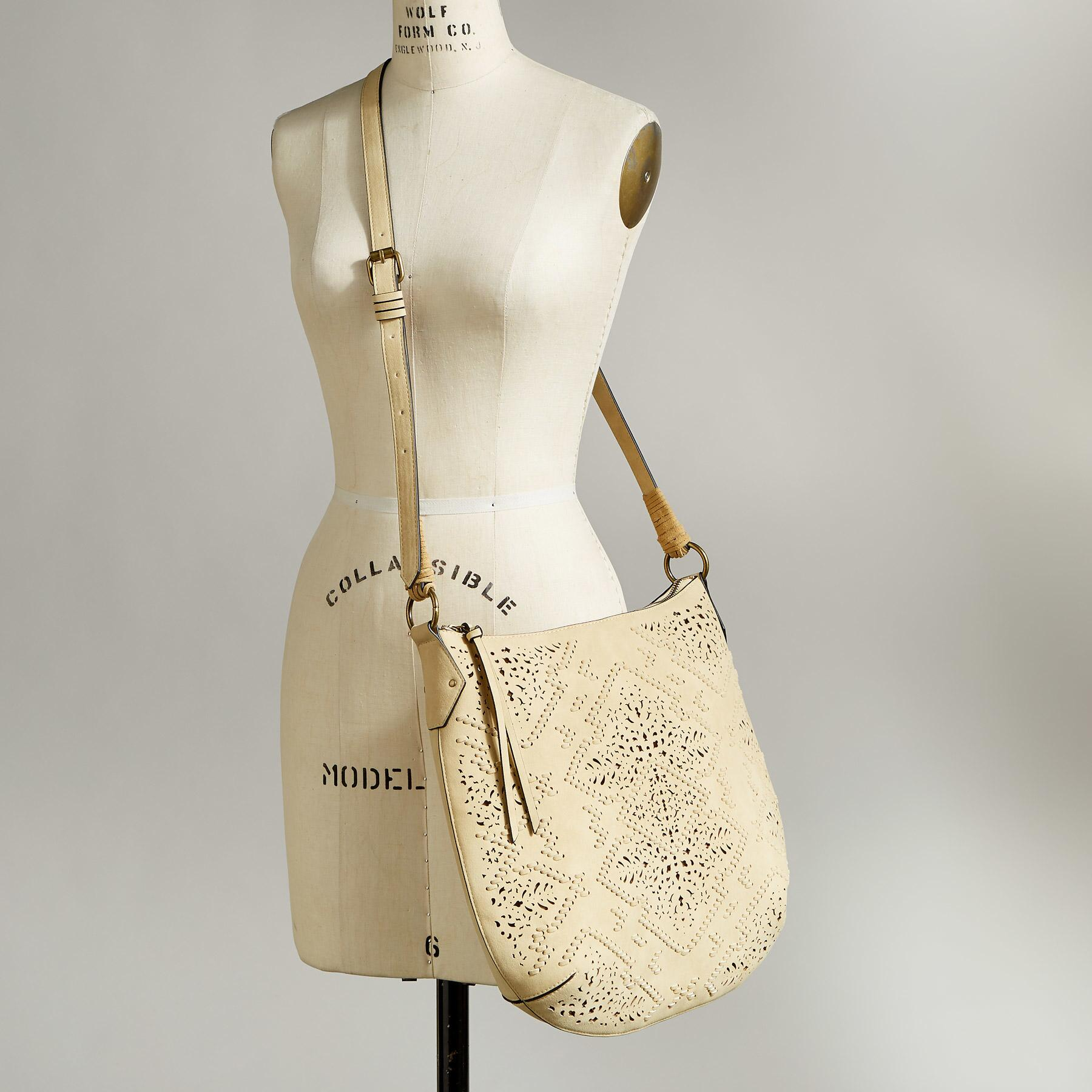 ALVERETTA CROSSBODY HANDBAG: View 4