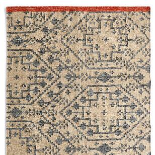 FOUNTAIN CITY KILIM RUG, LARGE
