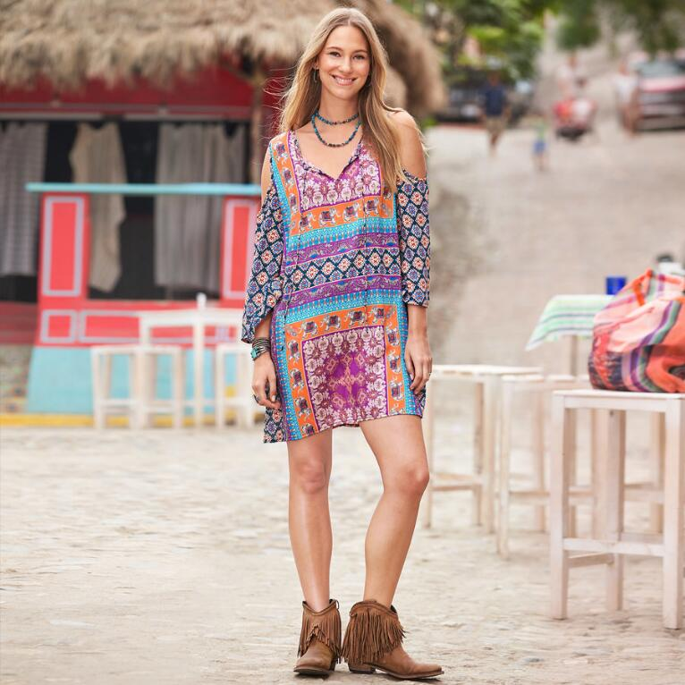 SAFARI DREAMS TUNIC
