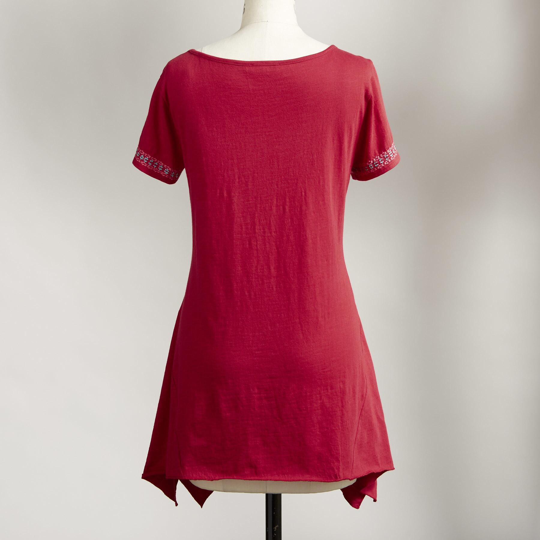 MARGUERITE TUNIC: View 2
