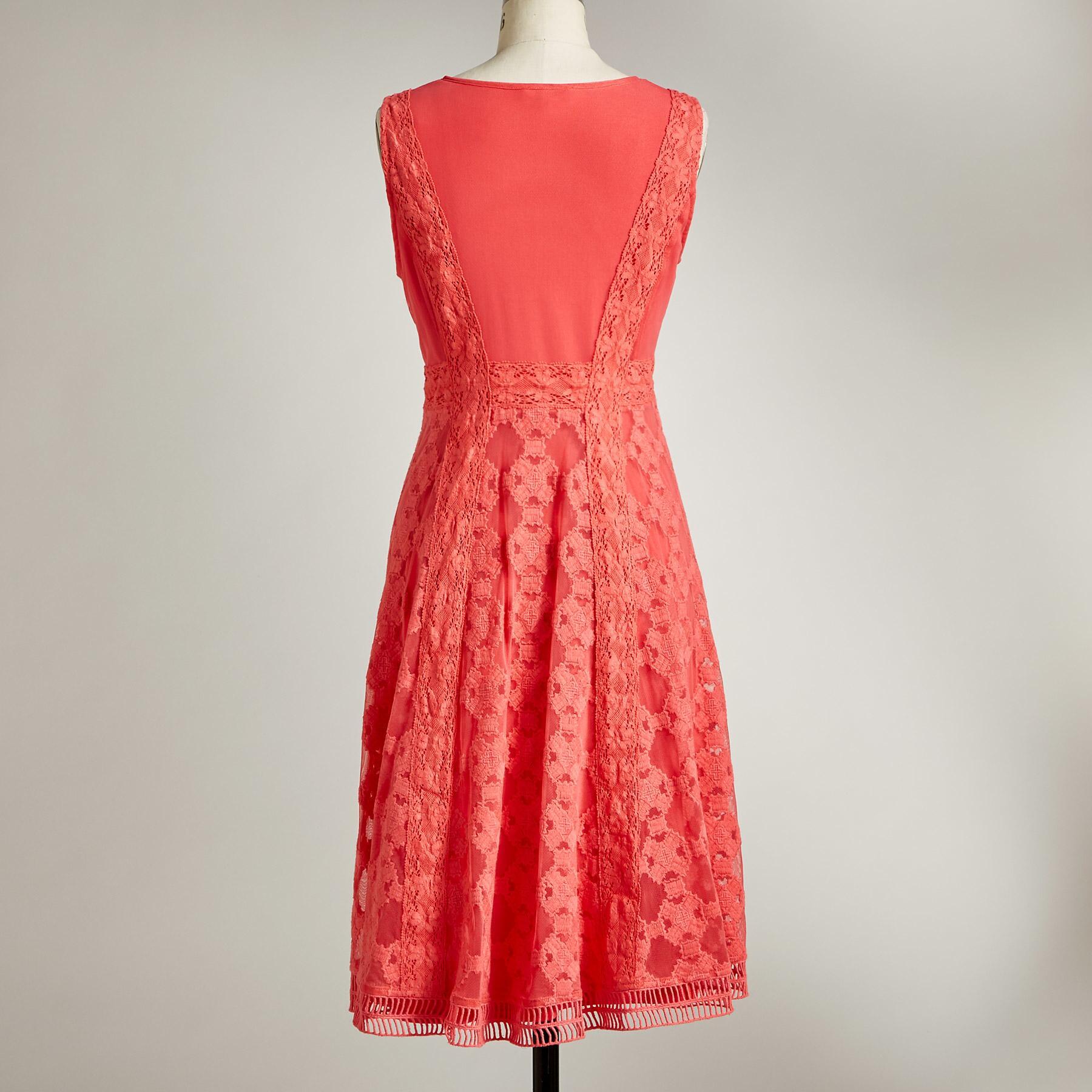 ROMANTIC GESTURE DRESS: View 2