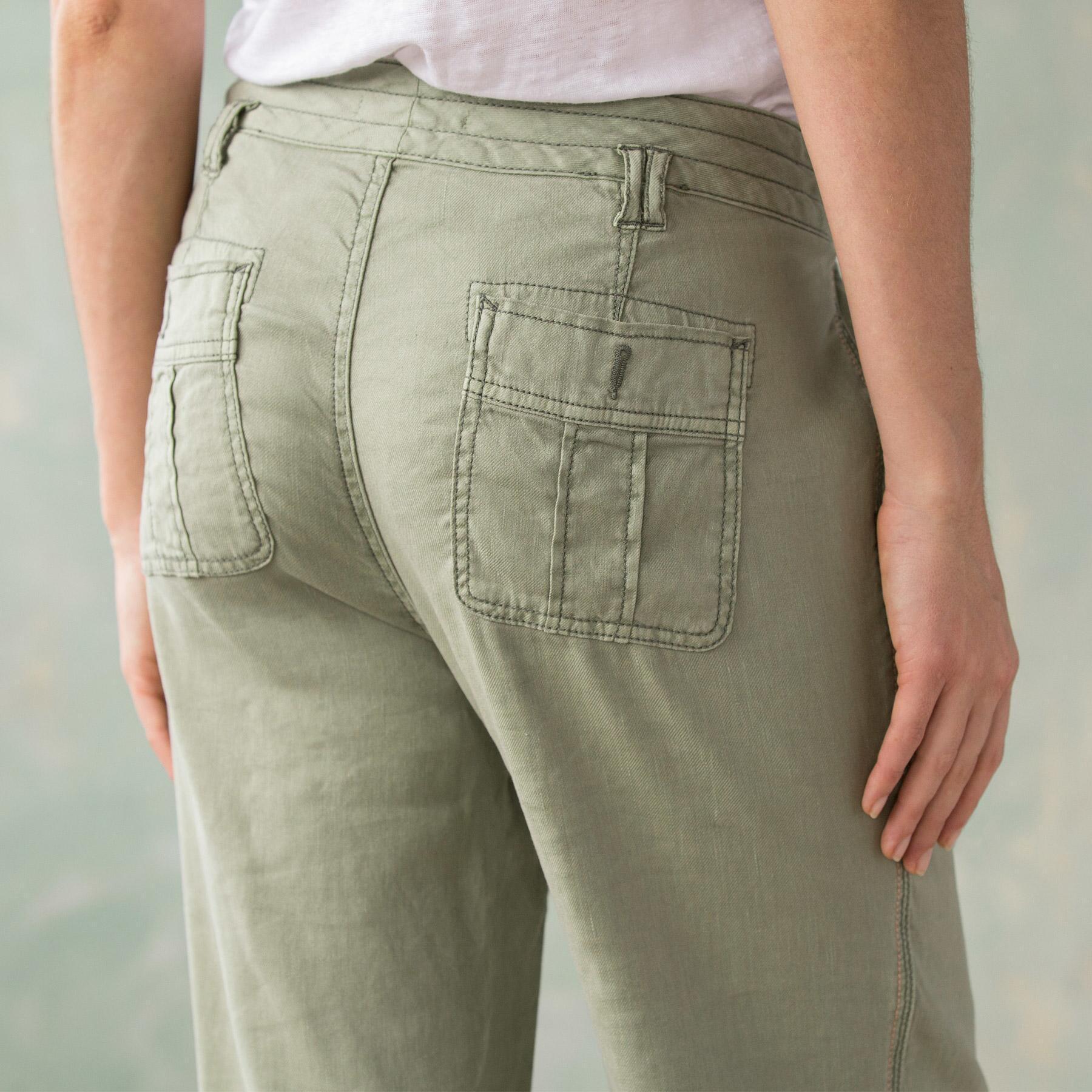 DEL MAR PANTS PETITE: View 4