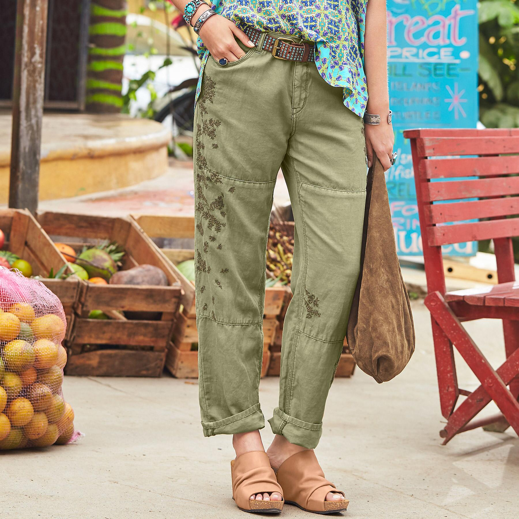 CHARLIZE EVERYDAY PANTS PETITE: View 1