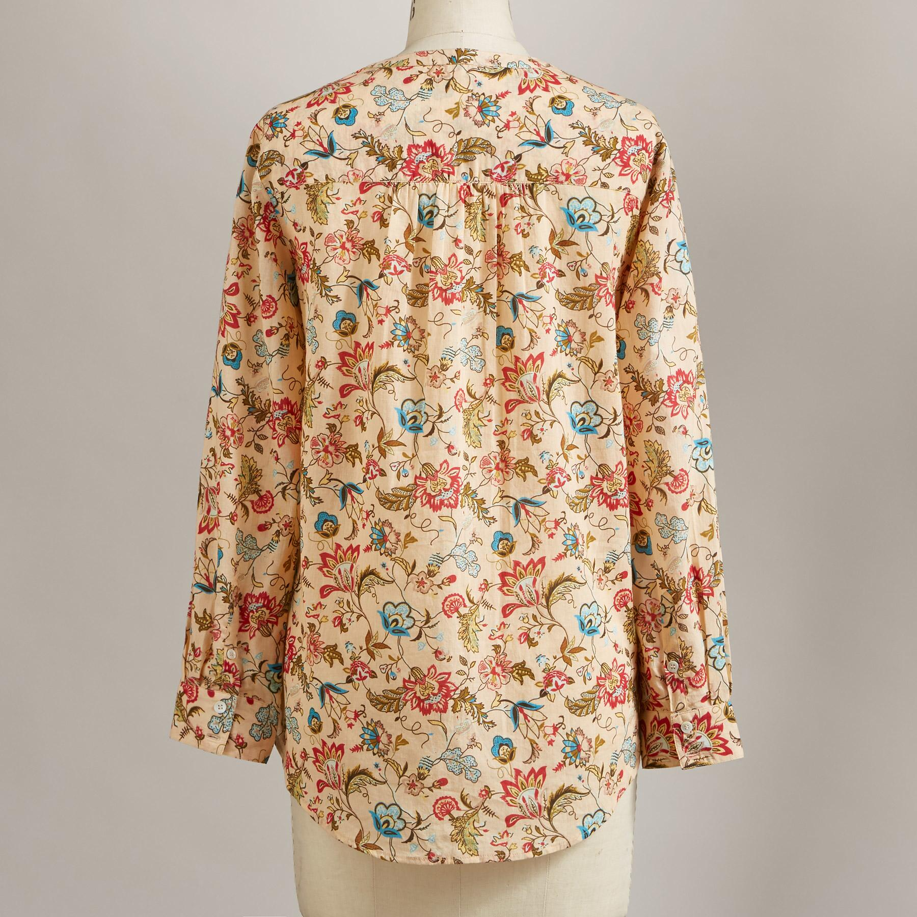 MORRIS BLOUSE: View 2