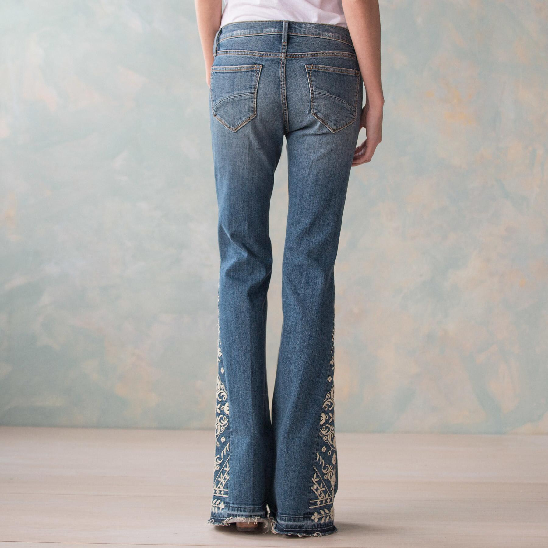 FARRAH SPRINGBEAUTY JEANS BY DRIFTWOOD: View 2