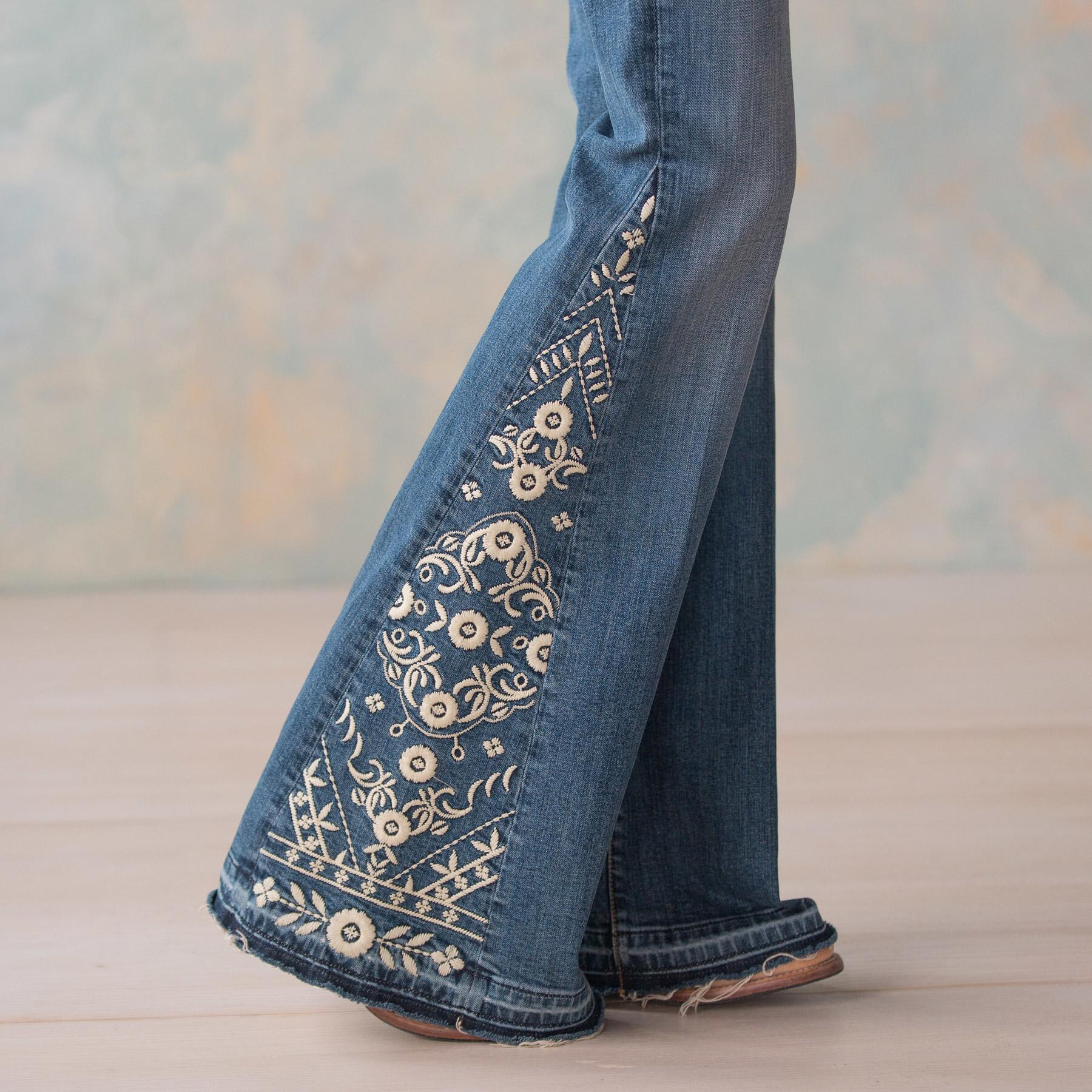FARRAH SPRINGBEAUTY JEANS BY DRIFTWOOD: View 6