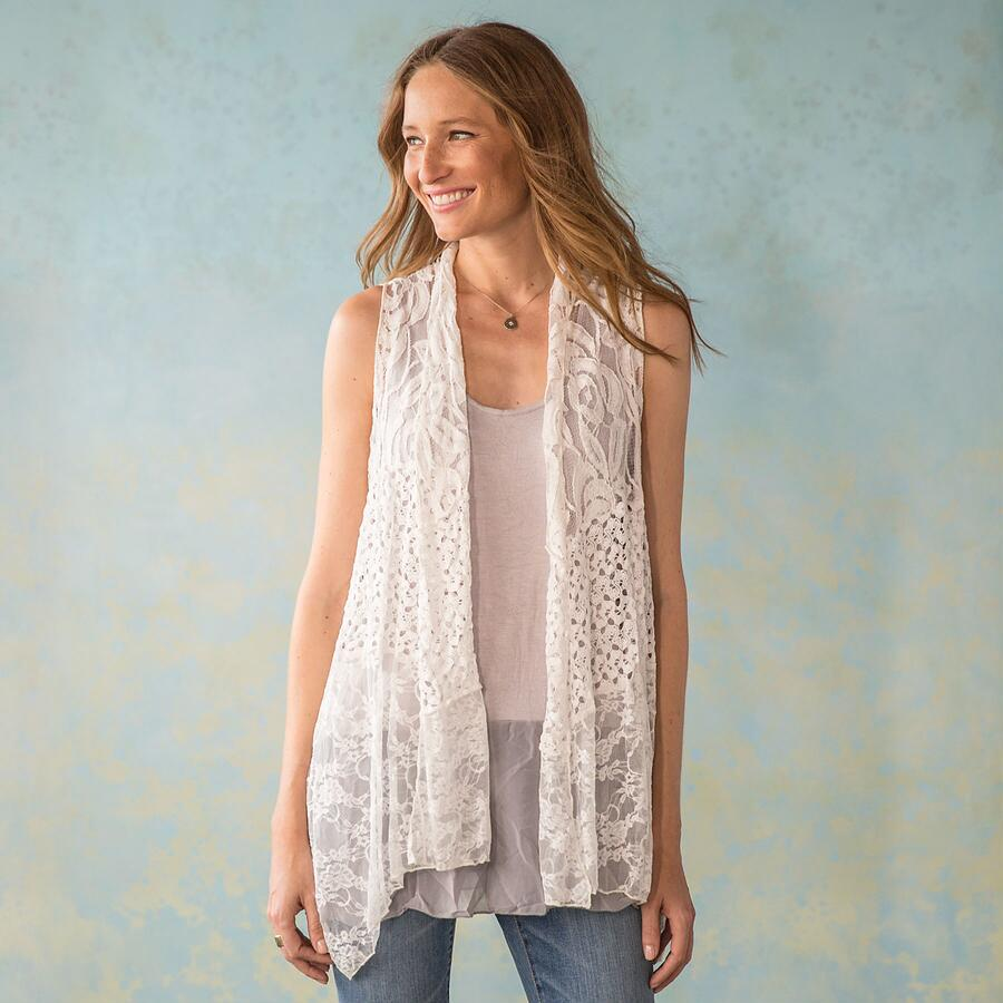 FLOATING LILIES TOP