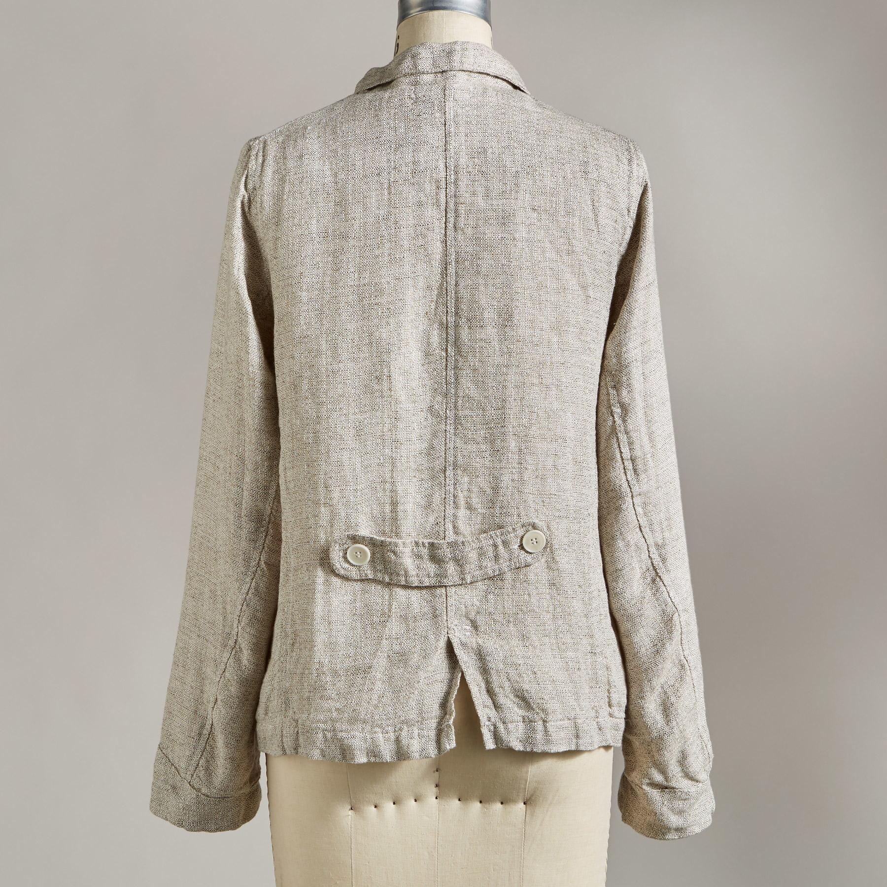 DREE LINED JACKET: View 2