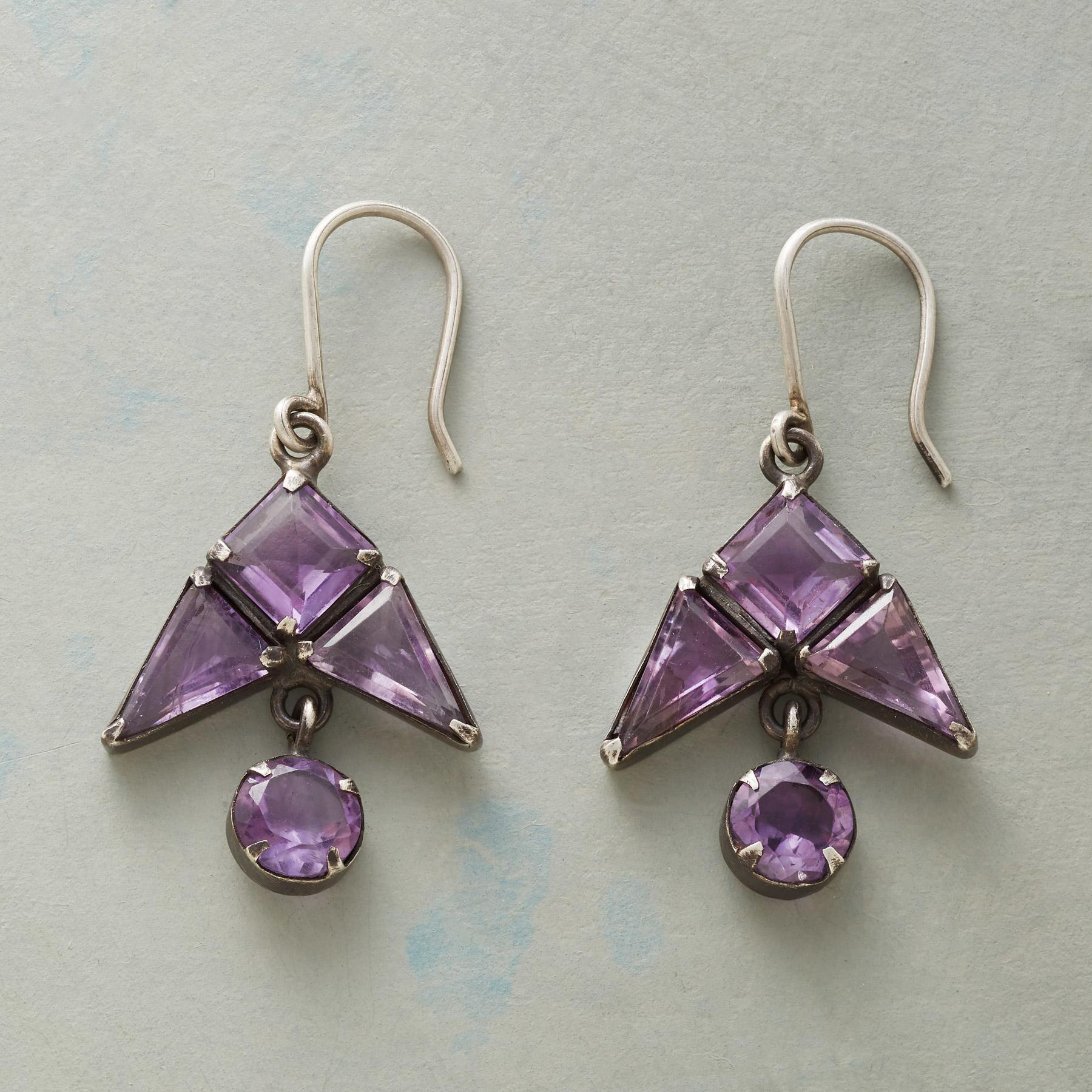PERFECT PUZZLE EARRINGS: View 1