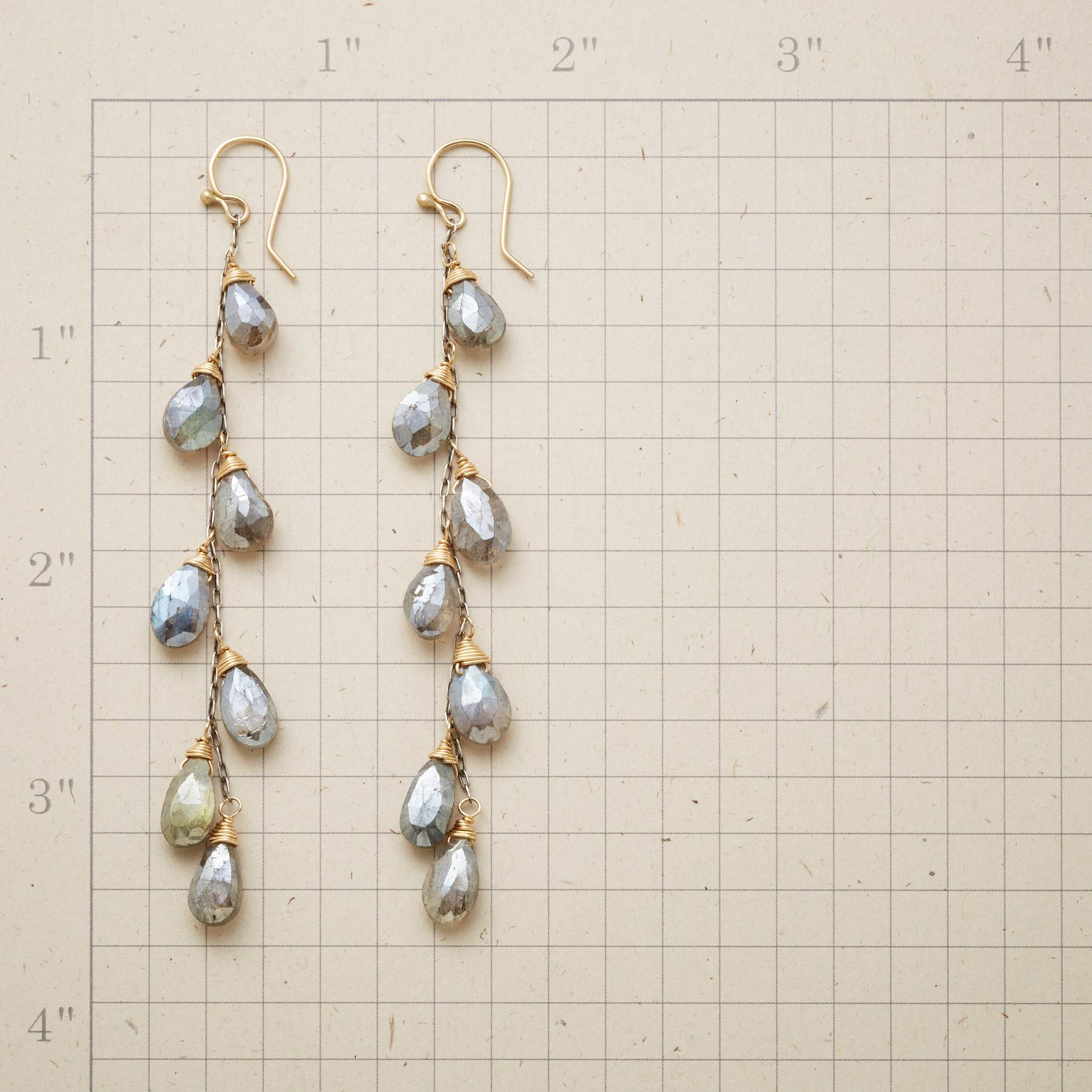 SEQUENTIAL EARRINGS: View 2