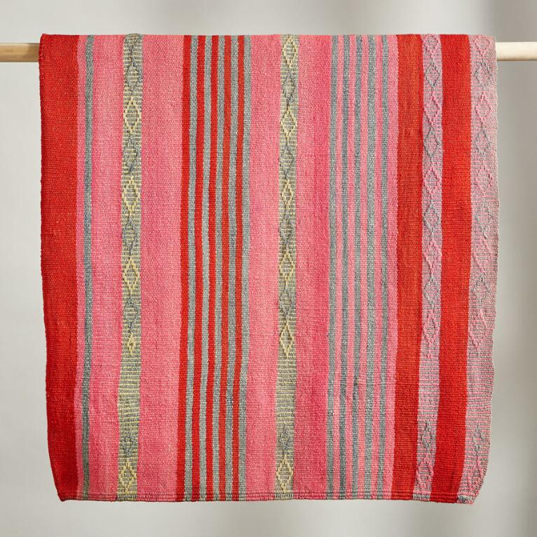 SIPE SIPE BOLIVIAN THROW