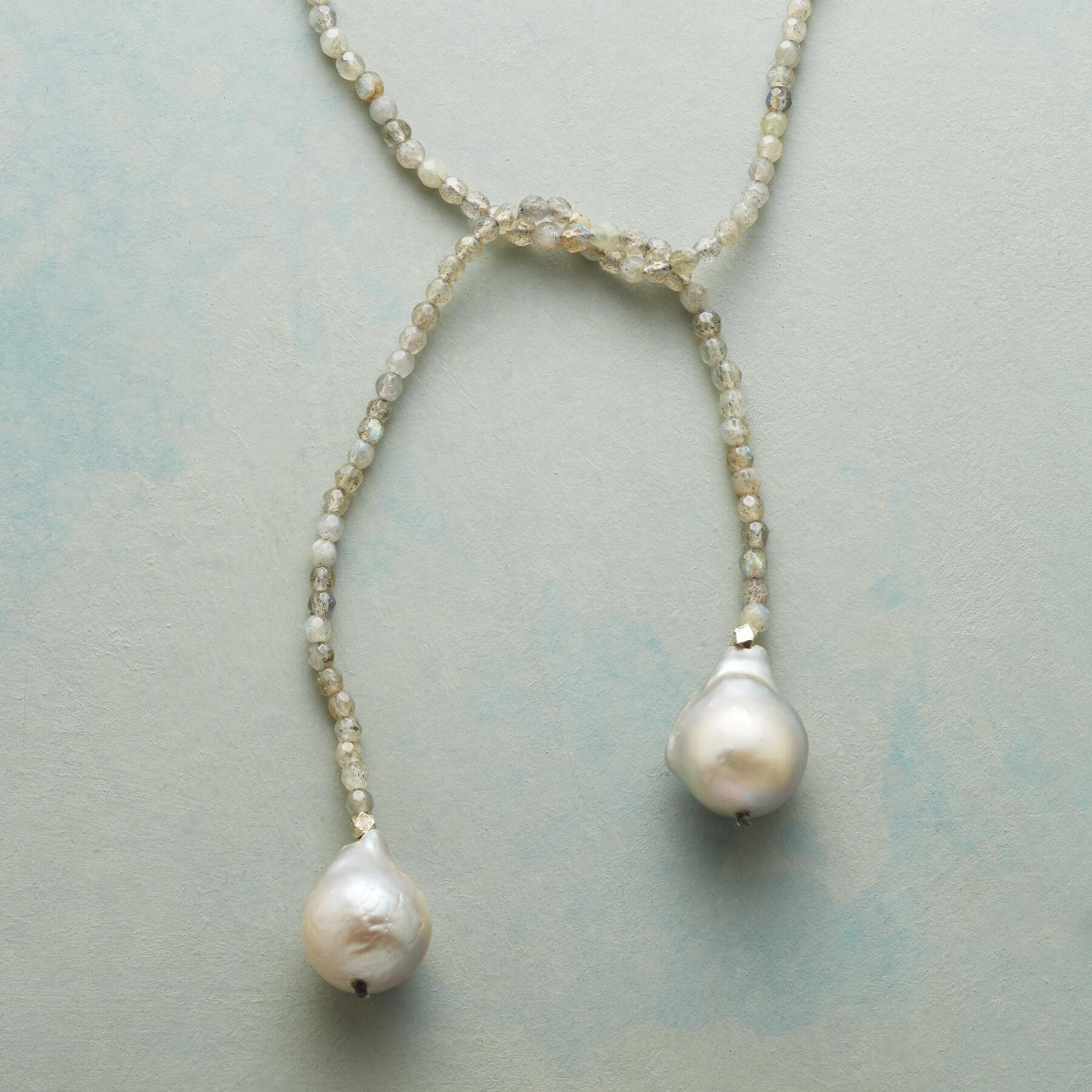 INFINITE STYLE LARIAT NECKLACE: View 1
