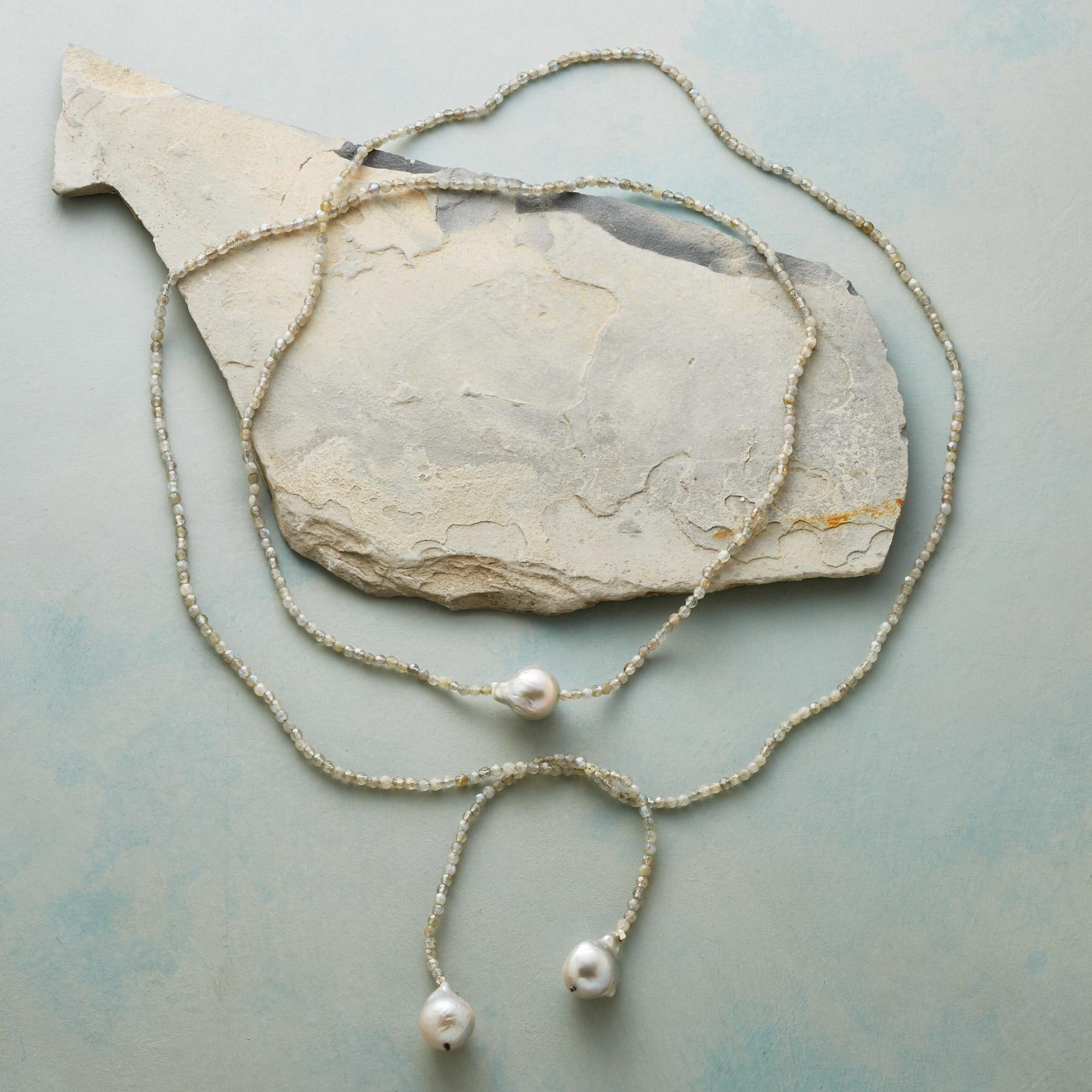 INFINITE STYLE LARIAT NECKLACE: View 2