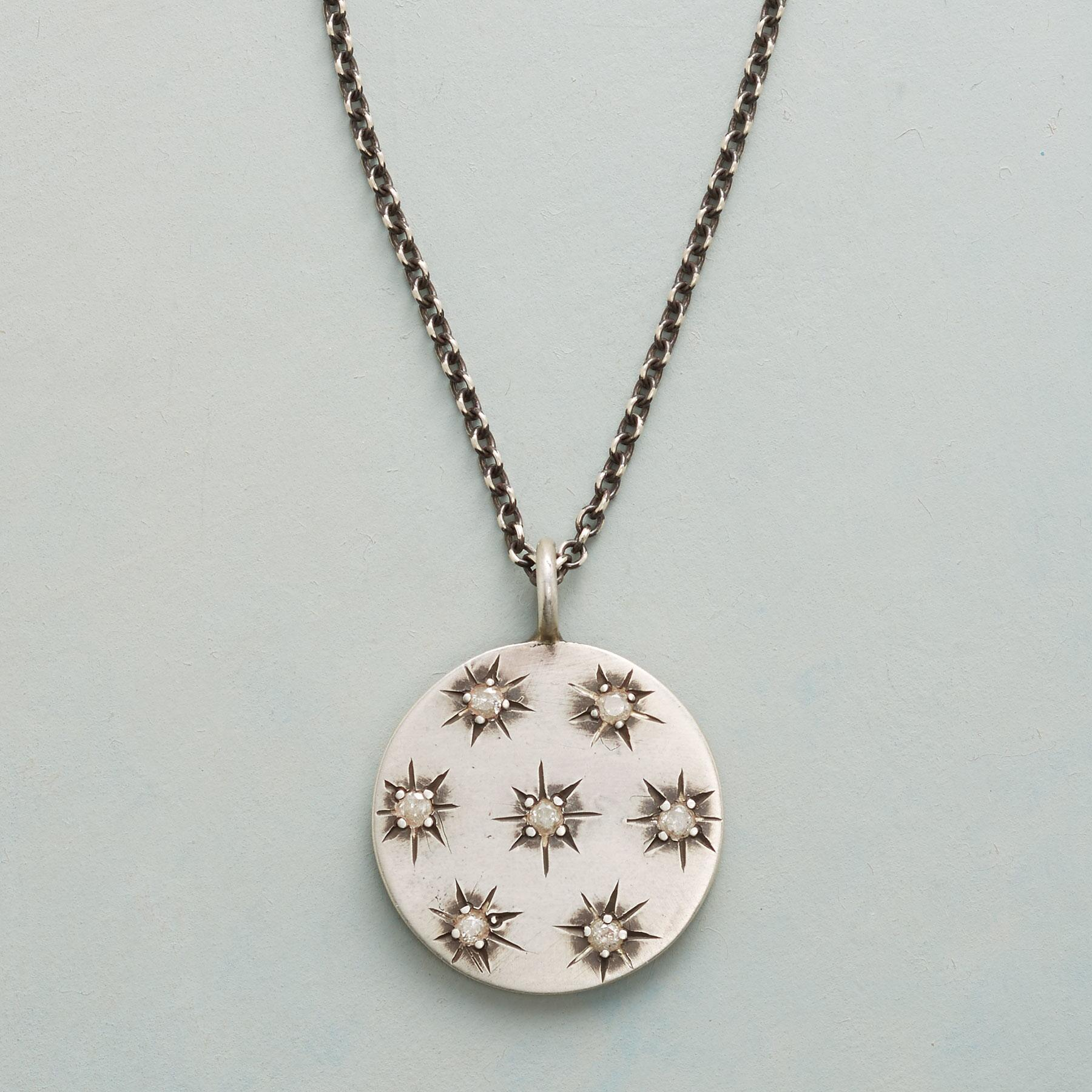 SEVEN STARS NECKLACE: View 1