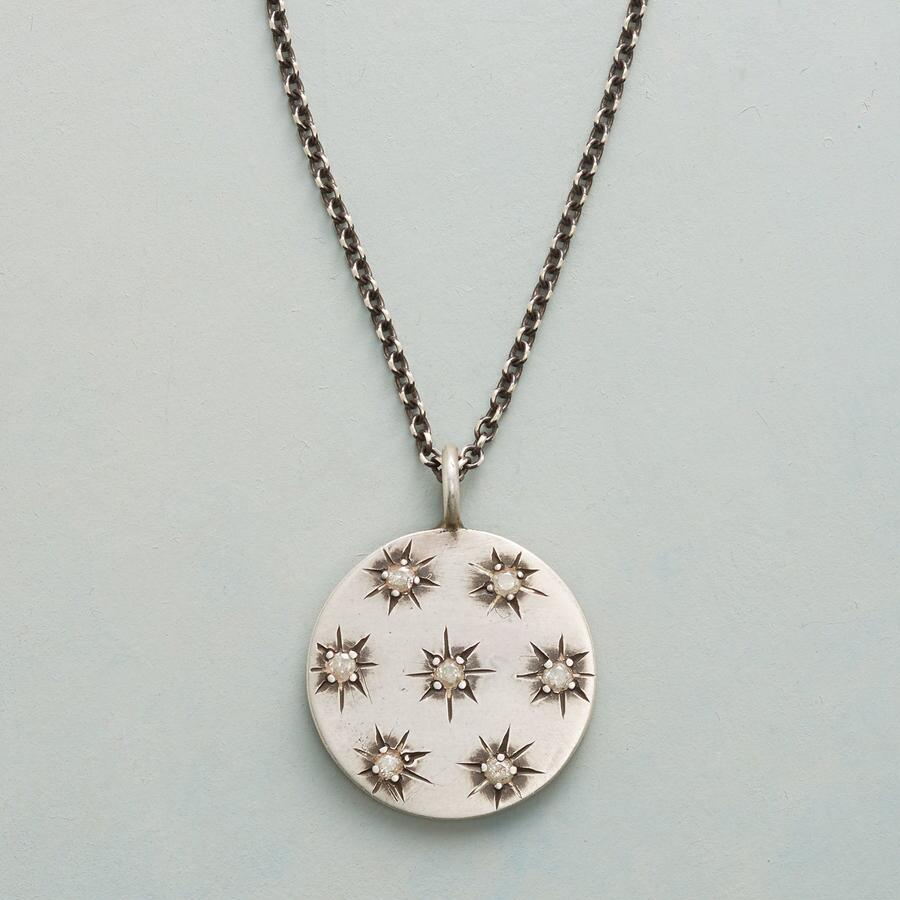 SEVEN STARS NECKLACE
