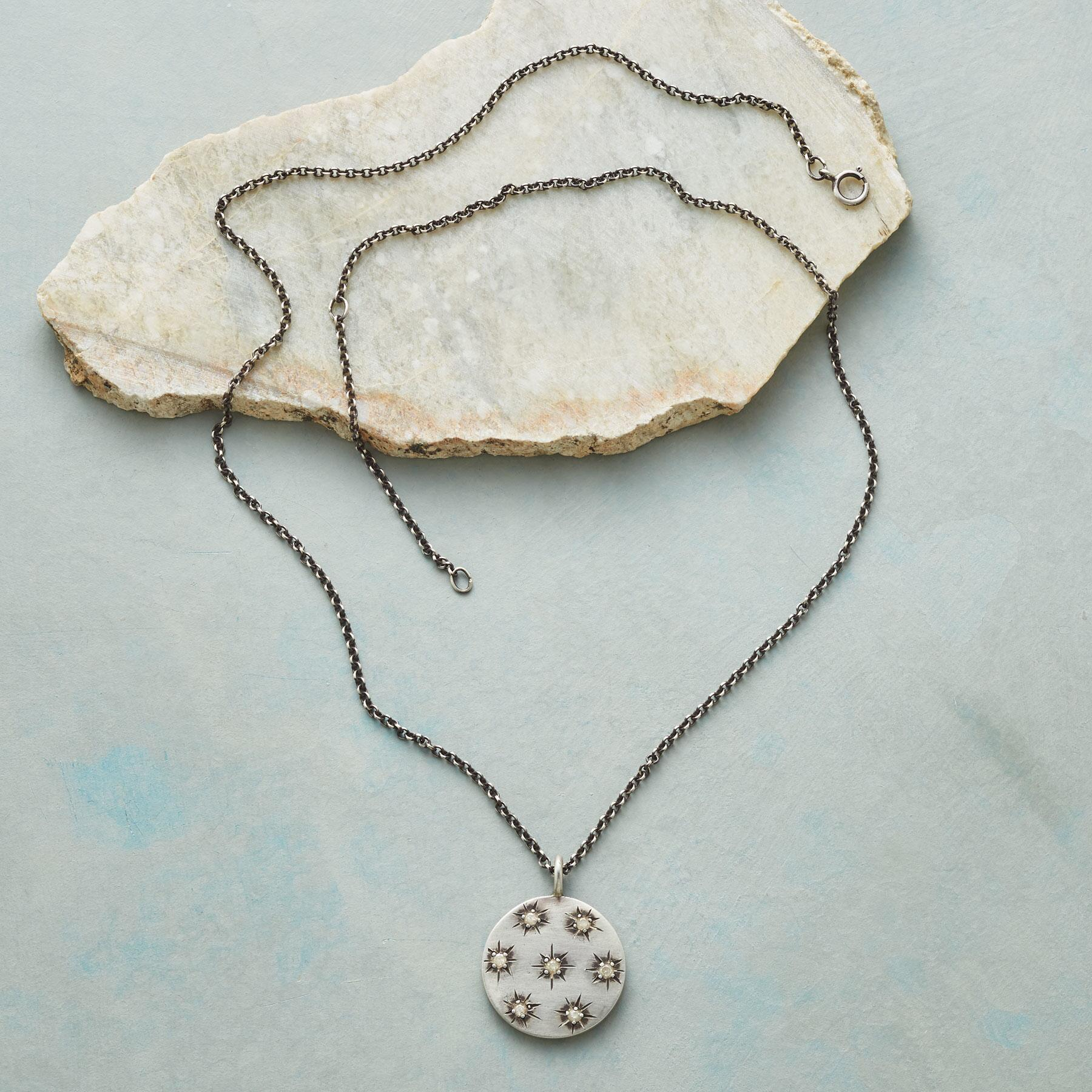 SEVEN STARS NECKLACE: View 2