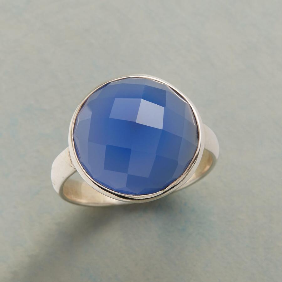 BLUE DUOMO RING