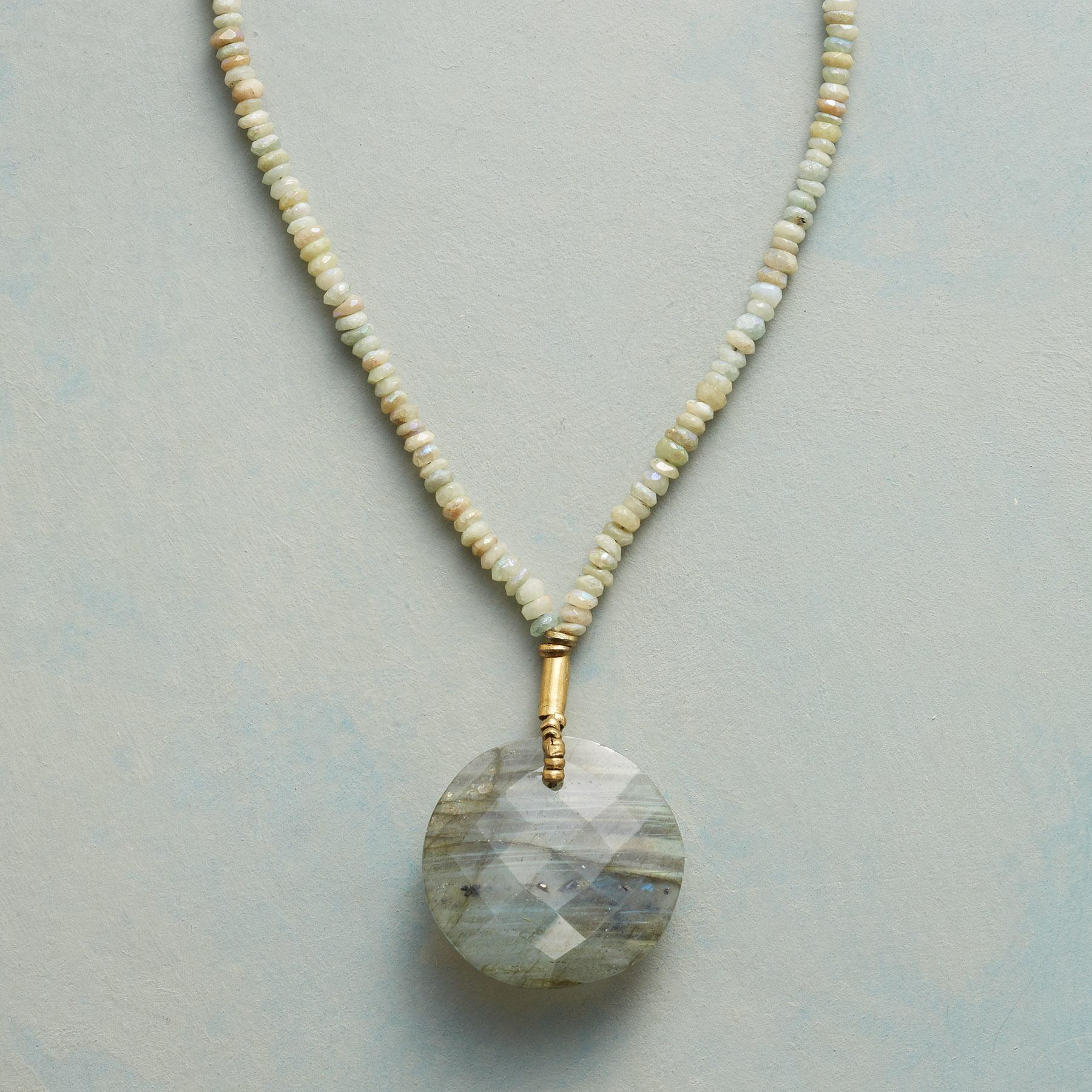 MERLIN'S TOUCHSTONE NECKLACE: View 1