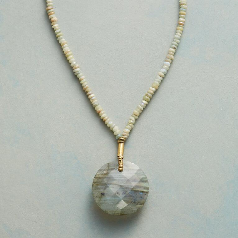 MERLIN'S TOUCHSTONE NECKLACE