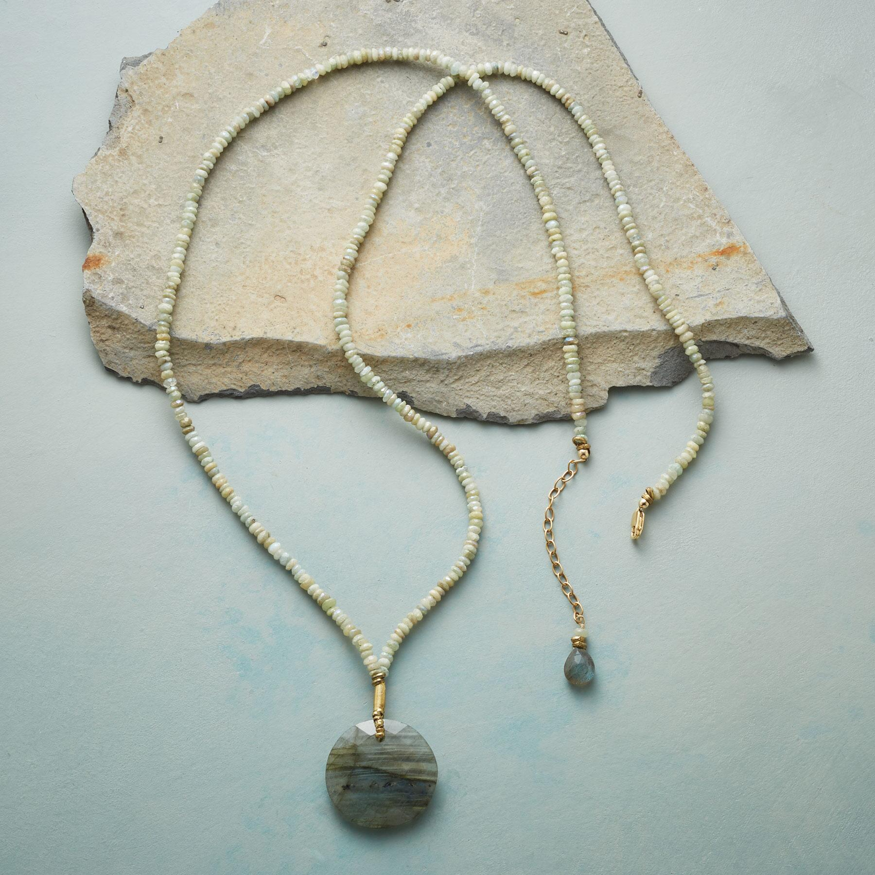 MERLIN'S TOUCHSTONE NECKLACE: View 2