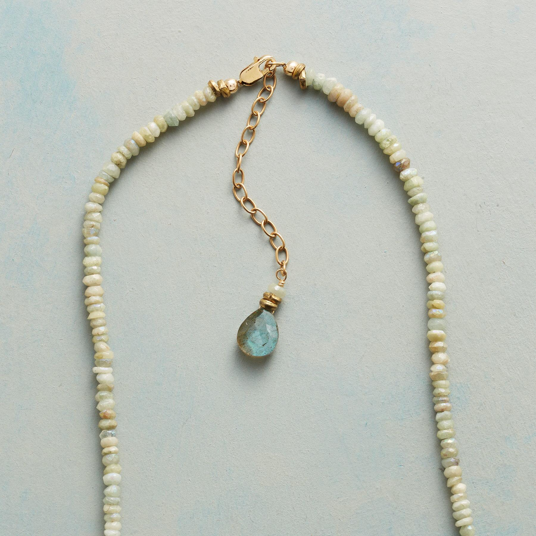 MERLIN'S TOUCHSTONE NECKLACE: View 3