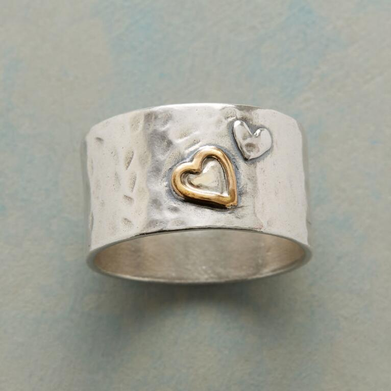 HEARTS IN SYNC RING