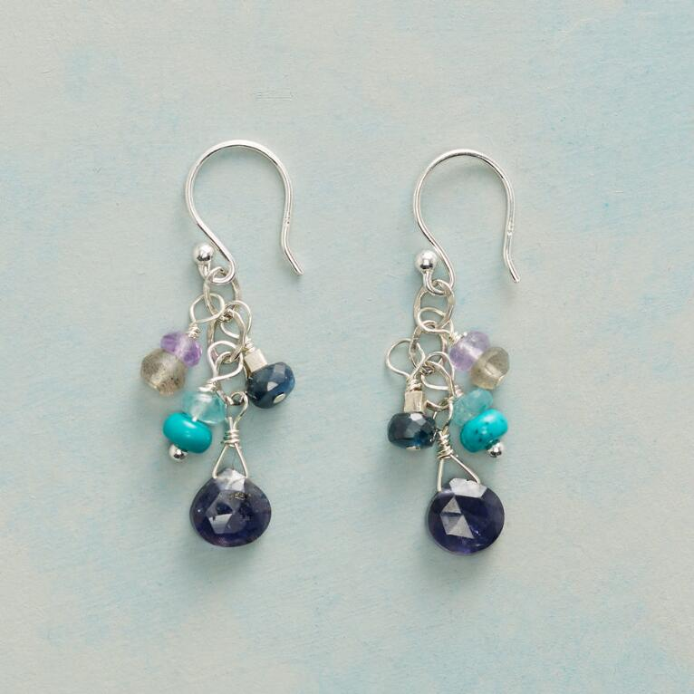 COOL CASCADE EARRINGS