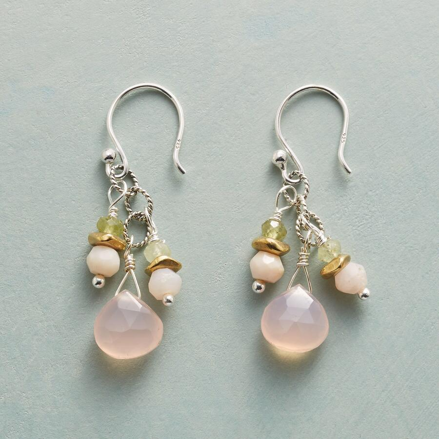 PALE & PRETTY DROP EARRINGS
