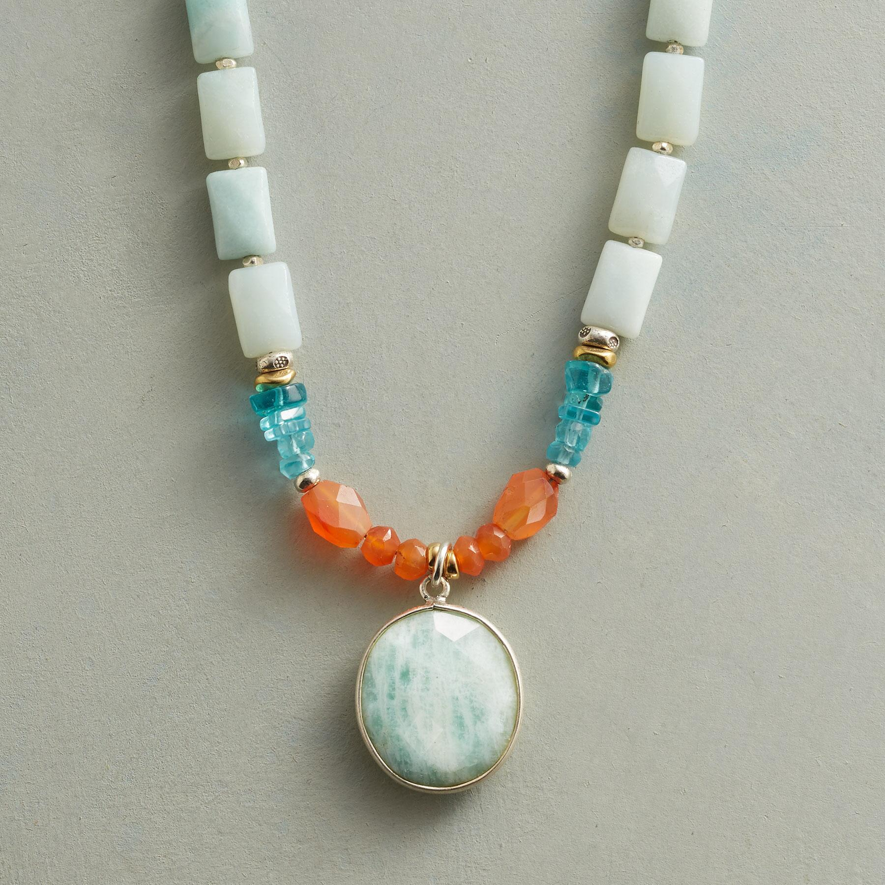 FIRE AND WATER NECKLACE: View 1