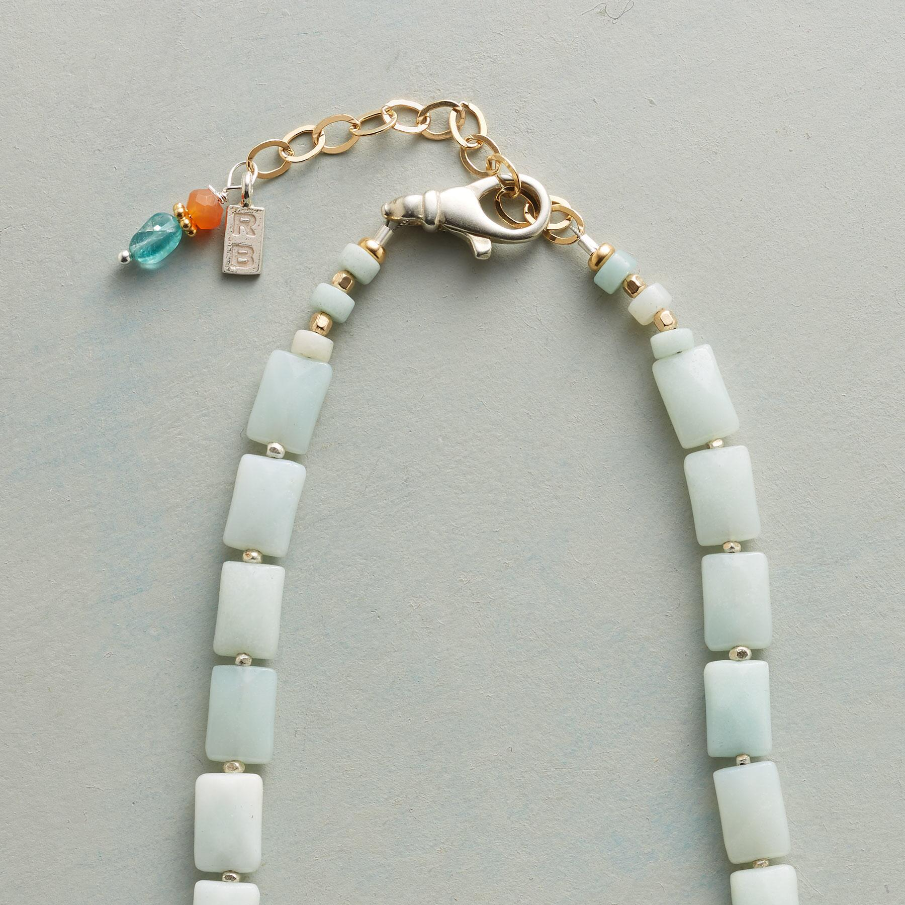 FIRE AND WATER NECKLACE: View 3