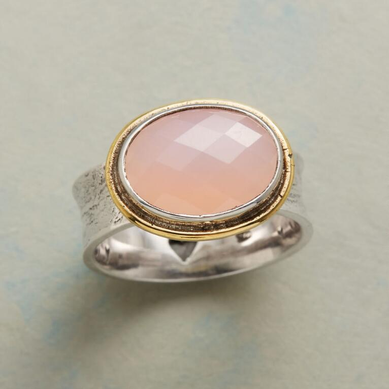 PINK IS FOR PASSION RING