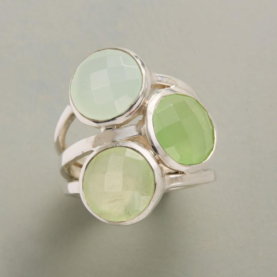 SEA GLASSY RING