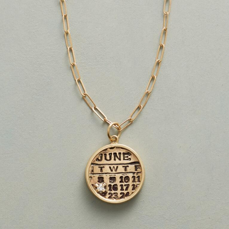 BIRTHDAY ZODIAC NECKLACE