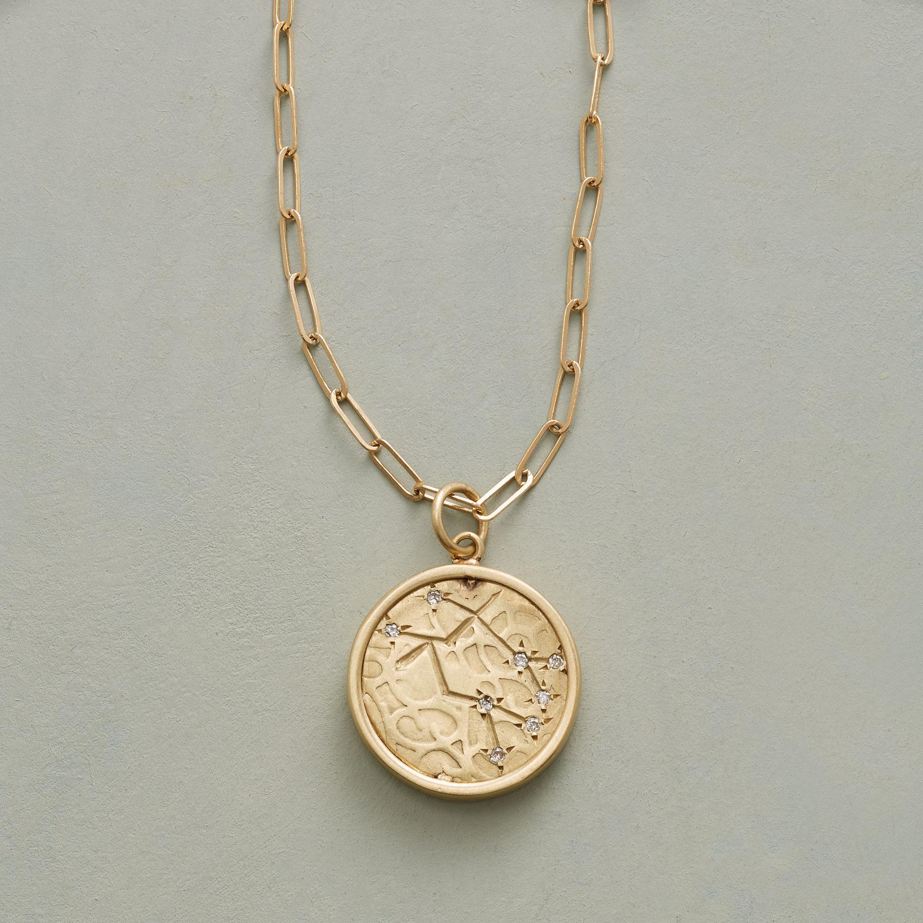 BIRTHDAY ZODIAC NECKLACE: View 4