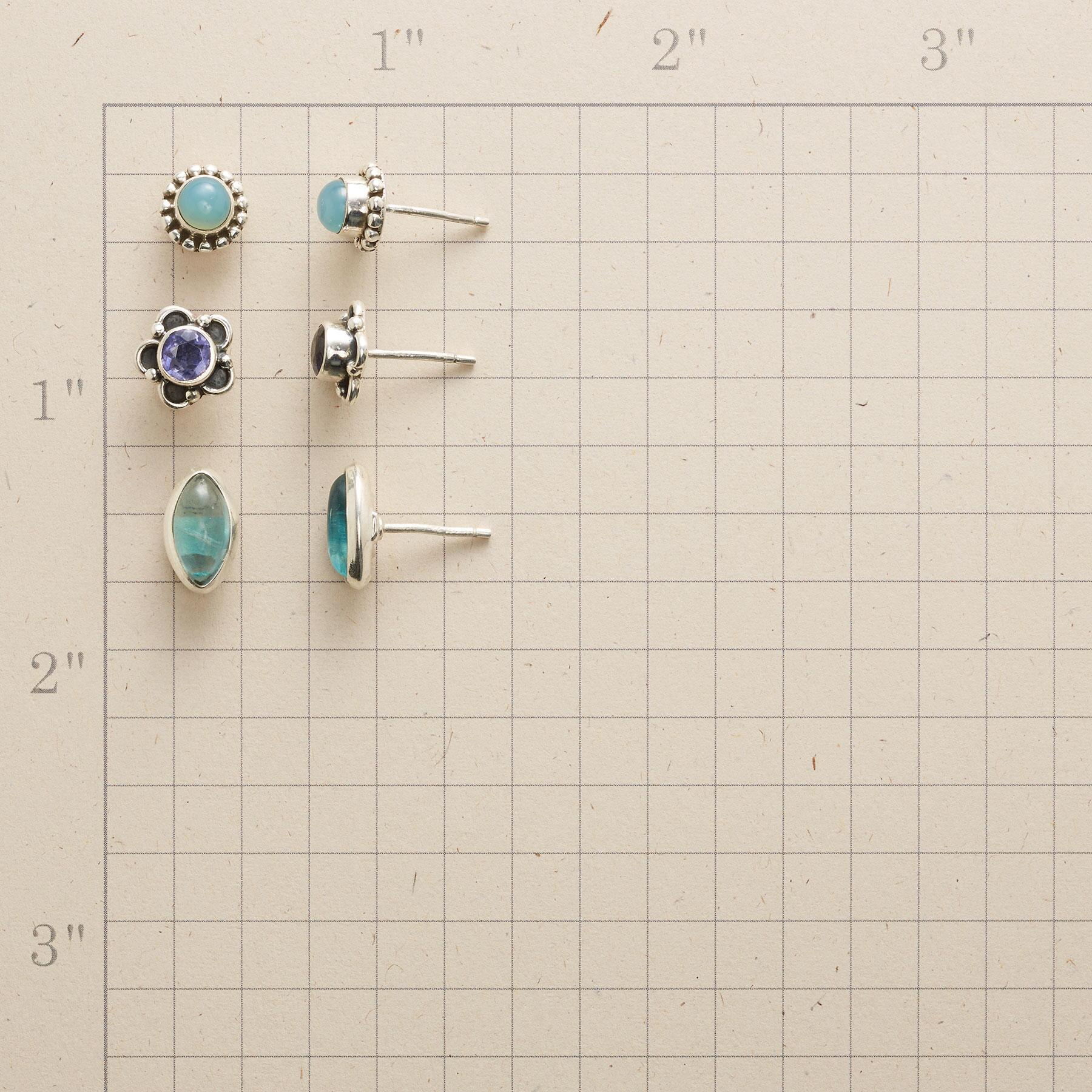 WEEKDAY EARRING TRIO: View 2
