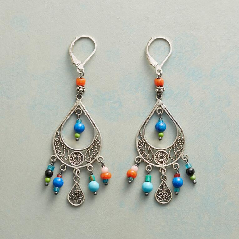 BRIGHT AND BUOYANT EARRINGS